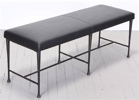 christian liaigre bench christian liaigre quot giacometti quot bench for holly hunt at 1stdibs