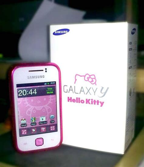 hello kitty wallpaper samsung galaxy young arrival new samsung galaxy y s5360 hello kitty kuala
