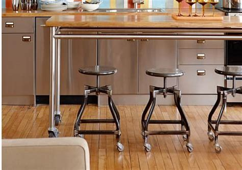 kitchen prep table with seating 25 best ideas about stainless steel prep table on