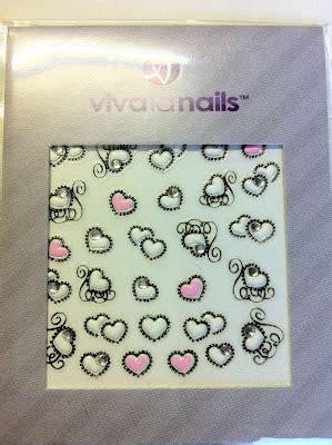 Koji Nail Stickers No 04 brush up and up viva la nails nail stickers