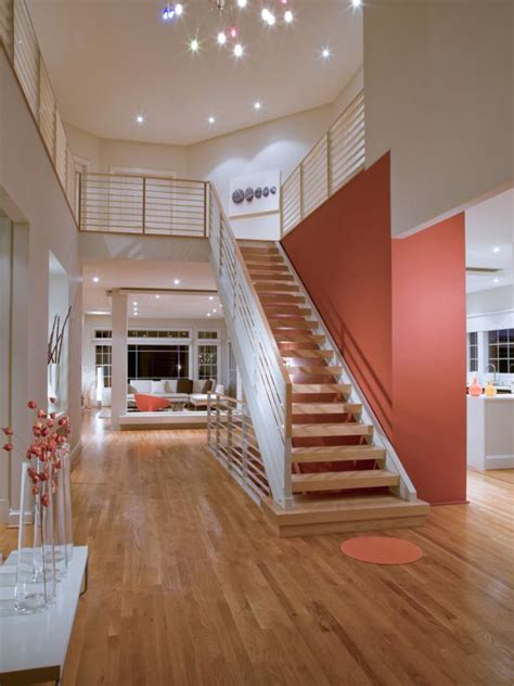 Accent Wall Staircase by Photo Page Hgtv