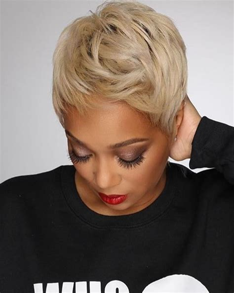 very short hairstyles for age 40 woman 2018 short haircuts for black women over 40 with fine hair