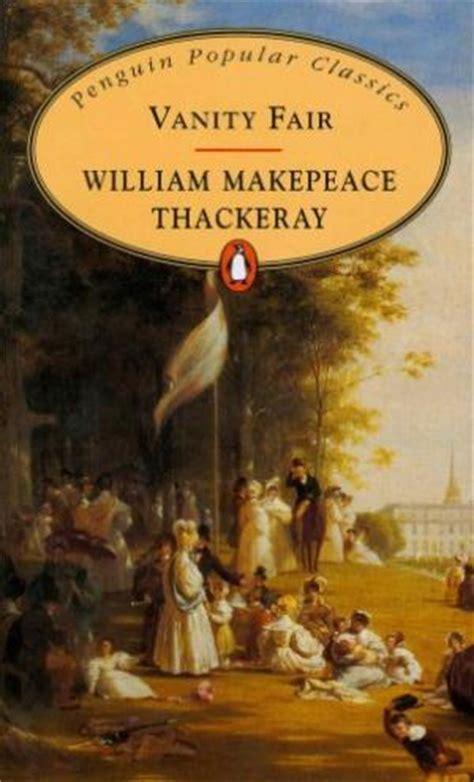 Vanity Fair The Novel by Vanity Fair By Thackeray Abebooks