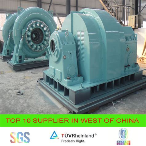 china small hydro generator for powe plant photos