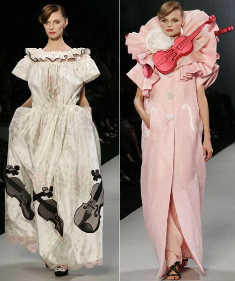Viktor Rolf Preview Wedding Themed Collection For Hm by Is In The Air As Viktor And Rolf Go Girly For