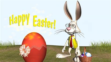 happy easter funny bunny song magical easter egg youtube