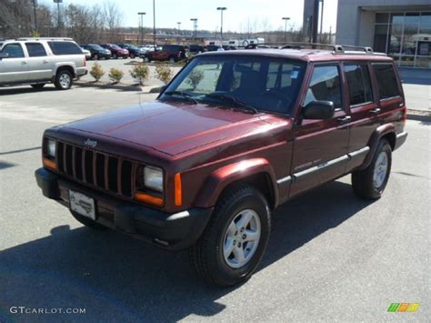 2001 pearlcoat jeep sport 4x4 45282392 gtcarlot car color galleries