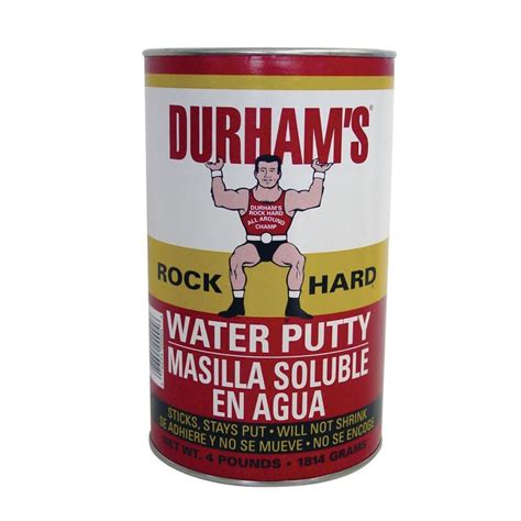 shop durham s water putty at lowes