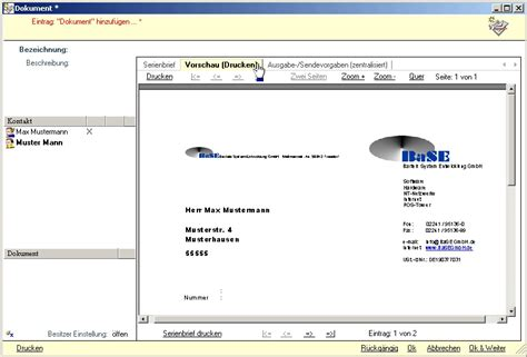 E Mail Brief Beispiel Dokumente Dokumentenverwaltung Verwaltung Warenwirtschaft K 246 Ln Troisdorf Siegburg Bonn Rhein