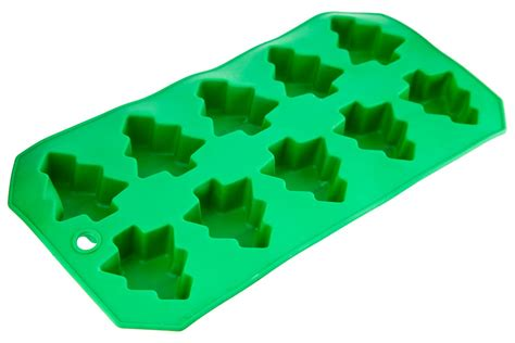 ice cube christmas tree tree cube tray www poundland co uk poundland cube trays