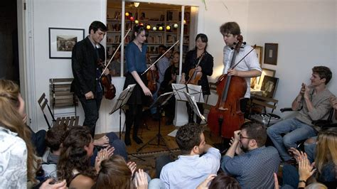 brooklyn music house brooklyn house party classical music included