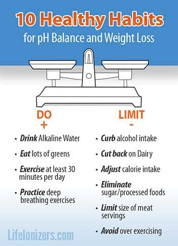 10 Singleton Habits You Shouldnt Lose by 10 Ways To Raise Your Ph Balance And Lose Weight Ionizer
