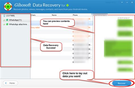 android phone data recovery how to recover deleted whatsapp messages from samsung