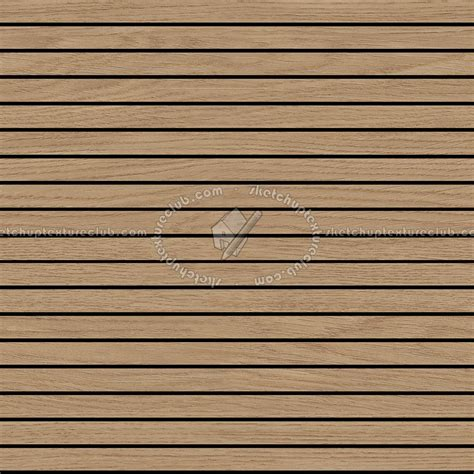 Teak wood decking boat texture seamless 09282