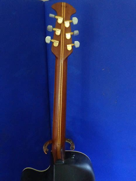 ovation elite 1768 acoustic electric guitar vintage ovation elite 30th anniversary model 1996 1768