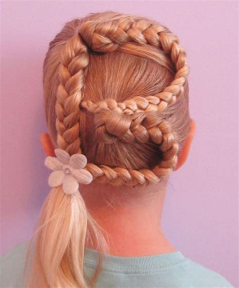 easy hairstyles braids dailymotion cool fun unique kids braid designs simple best