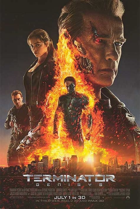 T2 Arts Kamiwazumi Cast Terminator Genisys Posters At Poster Warehouse