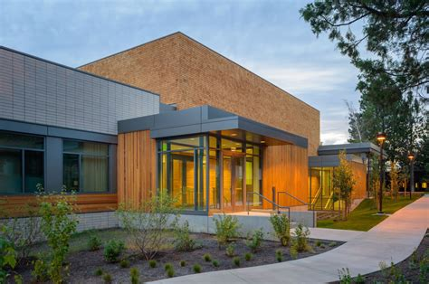 Design Center Bend Oregon | central oregon community college science center