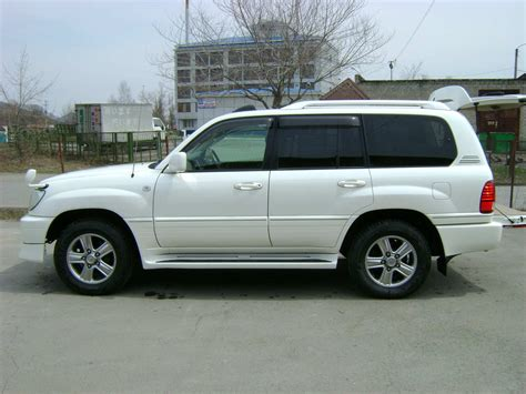 land cruiser 2005 2005 toyota land cruiser cygnus for sale 4700cc