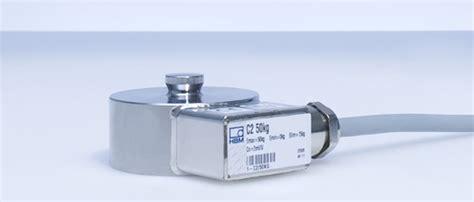 Hbm Canister Load Cell C2 celdas de carga hbm autocentrantes compresi 243 n