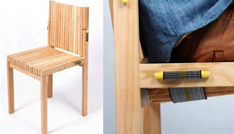 Easychair Design Ideas Leno Chair Hiding Comfort In Its Simple Wooden Design Homecrux