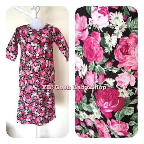 design baju corak bunga want to sell pemborong baju kurung kanak kanak cotton by