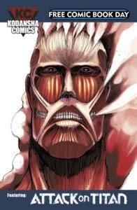 Lc Attack On Titan Before The Fall 02 comics you should definitely up on free comic book day write about comics