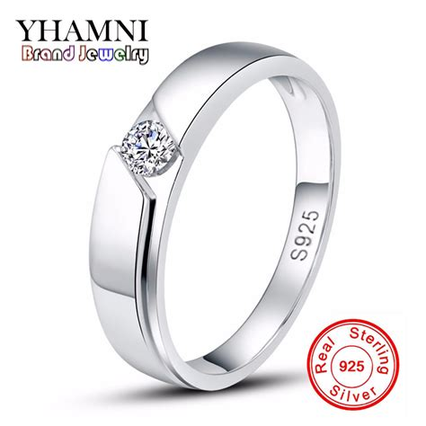 get cheap mens silver ring aliexpress