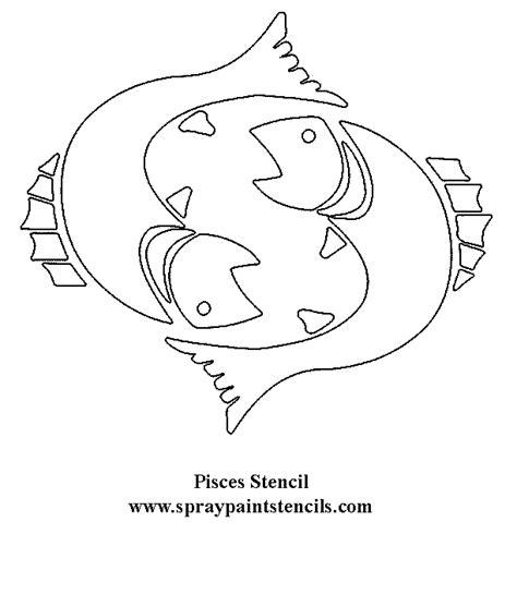printable zodiac stencils stencils listing p s