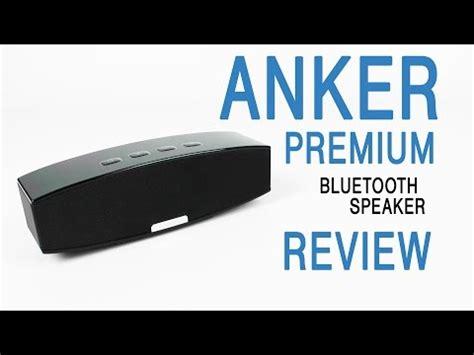 Anker Premium Soundcore Stereo Bluetooth 4 0 Black A3143h11 Ori anker soundcore pro soundcheck doovi