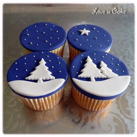 Winter Cupcakes Decorating Ideas by 30 Astonishing Cupcakes