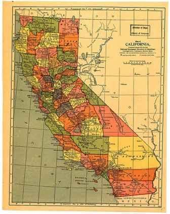 california map facts 187 the expansion of empire zinn education project