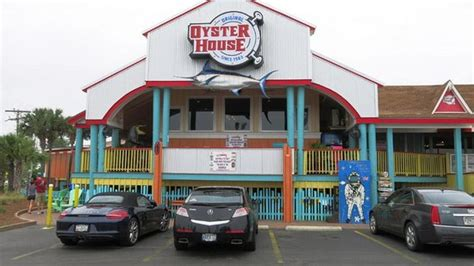 the oyster house gulf shores oyster house gulf shores picture of original oyster house gulf shores tripadvisor