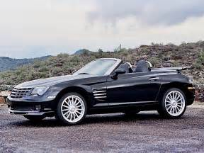 Images Of Chrysler Crossfire Chrysler Crossfire Roadster 2007 2008 Autoevolution