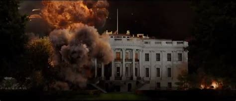 white house has fallen white house down is as disastrous as olympus has fallen