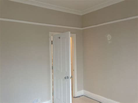 skimming farrow and came out way beige and repainting living room