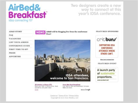 airbnb history a brief history of airbnb techcrunch