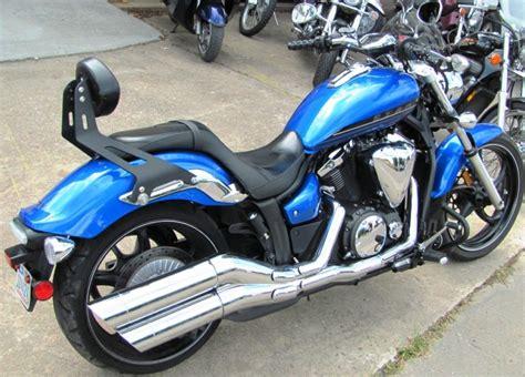 street bike motorcycle 2014 yamaha stryker 1300 used cruiser street bike