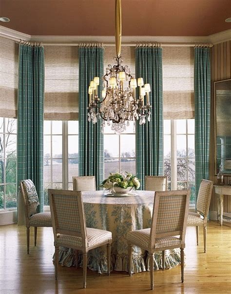 dining room drapery beautiful dining rooms traditional home dining room