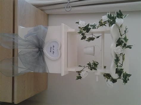 wedding post box for sale wedding wishing well post box for sale in market drayton