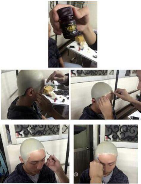 bald cap tutorial   punch man