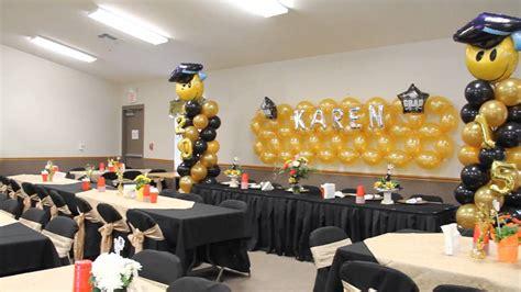 Decoraciones De Eventos De Graduacin | decoracion para graduaciones youtube