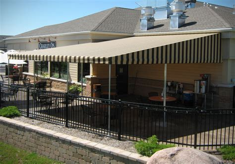 outdoor awnings and canopies patio canopies northrop awning company