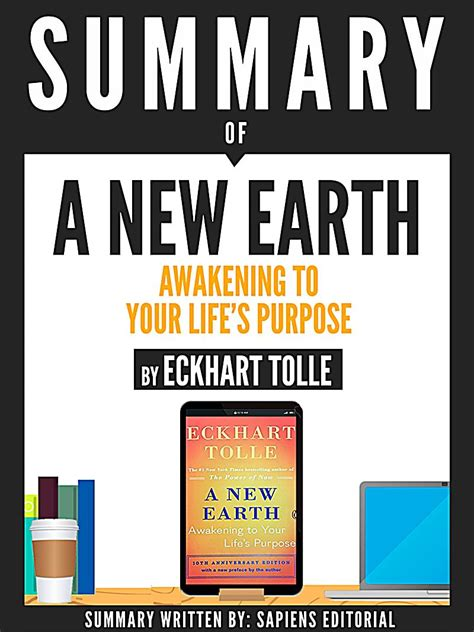 a s purpose summary summary of a new earth awakening to your s purpose by eckhart tolle ebook