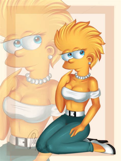 simpsons by missfuturama on deviantart hmmm by missfuturama on deviantart