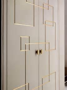 Gold S Door by Door Knobs Dress Up The Door Doors And Leaves