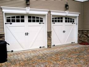 how to spot the door from garage door styles