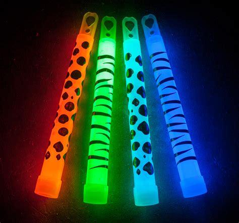 Animal print glow sticks superior celebrations