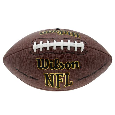american football wilson nfl american football tackified composite