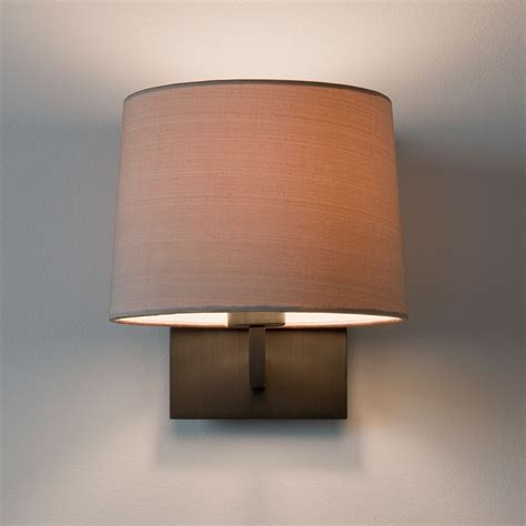 astro olan bronze wall light at uk electrical supplies